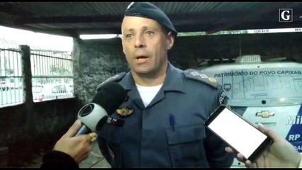 """Subcomandante do 4º Batalhão fala sobre prisão do """"Batutinha"""""""