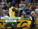 Athlétisme : Il y a 10 ans - Bolt battait le record du monde du 100m
