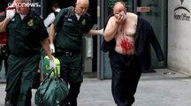 Apuñalado un hombre en Londres delante del Ministerio del Interior del Reino Unido