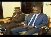 ORTM - Audience des ambassadeurs du Japon et de l'Angola au Mali avec le Président de la république, IBK