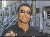 Arnold endorses smoking Black&Mild™ Cigars