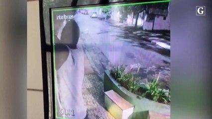 Estabelecimento é assaltado durante a madrugada em Jardim Camburi
