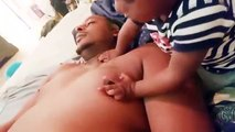 Parents Are HERO - What CRAZY Things When Daddy Take Care Of Babies ★ Funny Dad And Baby Video