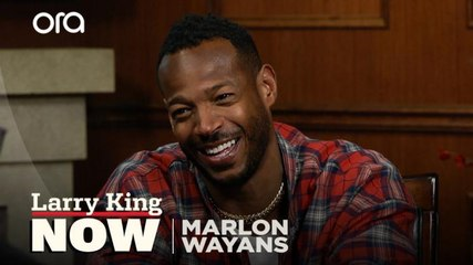 Marlon Wayans reveals the funniest person in his family
