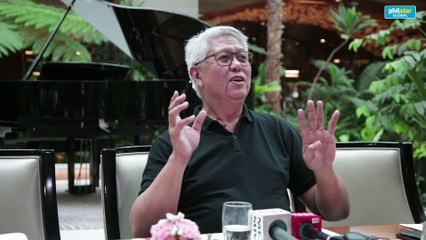 Ryan cayabyab talks about his compositions
