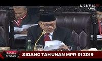 Ketua MPR Ajak Masyarakat Terima Hasil Pemilu