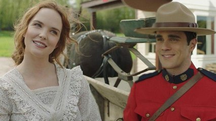 'When Hope Calls': Mountie Gabriel Is the ULTIMATE Gentleman While He Flirts With Lillian! (Exclusive)
