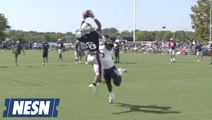 Best Highlights Of Patriots - Titans Joint Practices