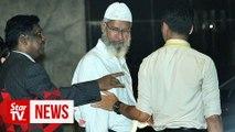 Bukit Aman questions Zakir Naik for seven hours