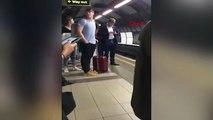 Yolcuların anons şaşkınlığı: Treni 'boksör' gibi anons etti