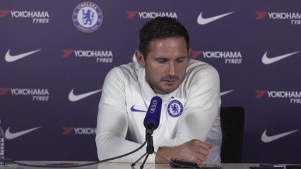 Every game a potential banana skin - Lampard