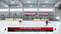 2019 NYSA Summer Competition - Pre Juvenile Women U11 - Group 2