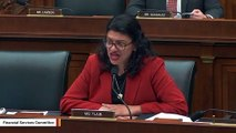 Rashida Tlaib Declines To Enter Israel Under 'Oppressive Conditions'