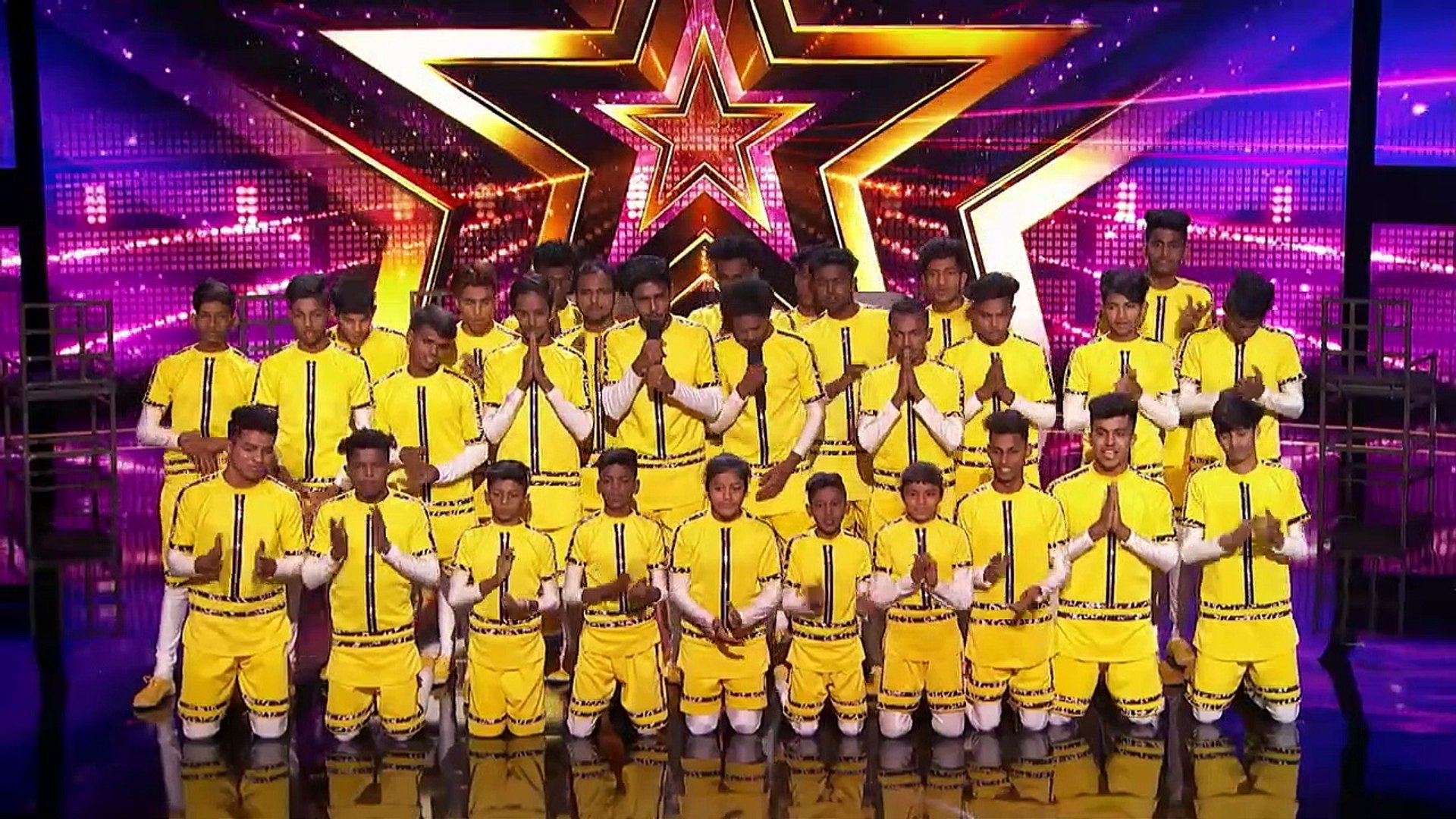 Indian Dance Crew V Unbeatable Earns Golden Buzzer From Dwyane