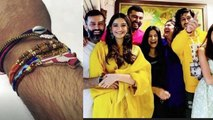 Sonam Kapoor celebrates Raksha Bandhan with Arjun Kapoor & others; Check out | FilmiBeat