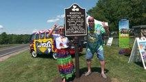 Los hippies originales vuelven a Woodstock en su 50 aniversario