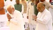 ತನ್ನ ಗುರುಗಳನ್ನು ಇನ್ನೂ ಮರೆತಿಲ್ಲ ಮೋದಿ..? | Oneindia Kananda