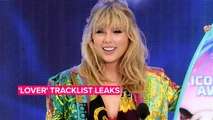 13 Spoilers about Taylor Swift's 'Lover' album