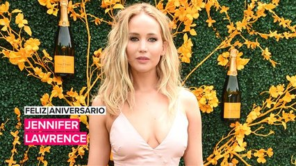 Confira as maiores conquistas de Jennifer Lawrence