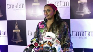 Arshi Khan, Vindu Dara Singh Others At Launch Of Tanatan