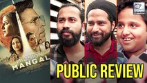 Public Review For Film Mission Mangal