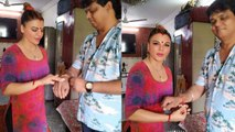 Rakhi Sawant asks THIS Raksha Bandhan gift from her brother; Watch Video | FilmiBeat