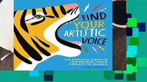 Full version  Find Your Artistic Voice  Best Sellers Rank : #4