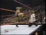 WWF-WWE The Rock Vs Mankind Vs Bossman Vs Shamrock 12/20/98
