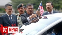 Mat Sabu: Those who insult armed forces are our enemy