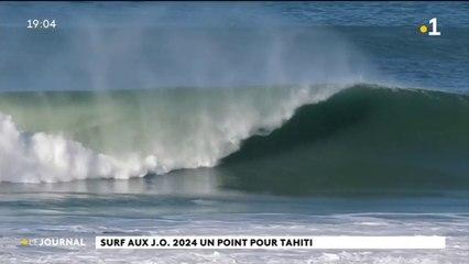 Jo 2024 : le surf à Tahiti ? La ministre répond