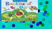 F.R.E.E [D.O.W.N.L.O.A.D] Hello, World! Backyard Bugs Best Sellers by Jill McDonald