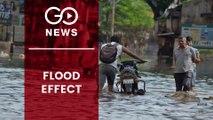 Floods Leave Death And Destruction