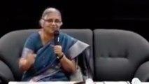 ಹಣದ ಬಗ್ಗೆ ಸುಧಾಮೂರ್ತಿ ಏನು ಹೇಳ್ತಾರೆ ಕೇಳಿ | Oneindia Kannada