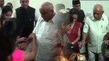 ಬೆಂಗಳೂರಿನ SOS ಮಕ್ಕಳ ವಿಲೇಜ್ ಅಸೋಸಿಯೇಷನ್ ನಲ್ಲಿ ಬಿ ಎಸ್ ವೈ ರಕ್ಷಾಬಂಧನ ಆಚರಣೆ | Oneindia Kannada