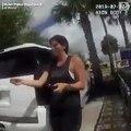 Etats-Unis: En pleine chaleur, une mère de famille oublie son bébé dans son véhicule fermé à clef et appelle les forces de l'ordre - VIDEO