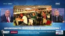 Schwartzbrod & Lechypre : Les universités françaises sont-elles médiocres ? - 16/08