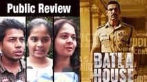 Batla House Public Review | John Abraham, Mrunal Thakur