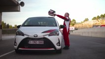 Toyota Yaris GRMN Preparations for the track