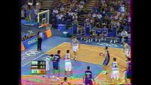 Le buzzer beater de Manu Ginobili aux Jeux olympiques d'Athènes