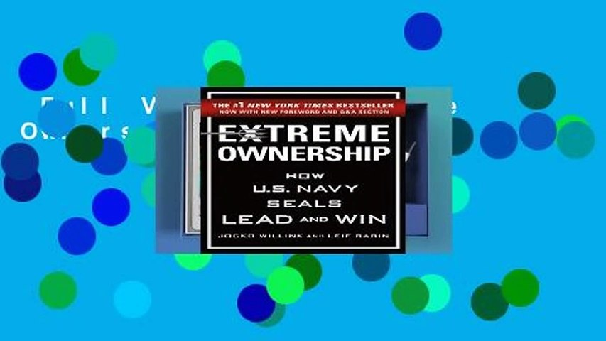 Full Version  Extreme Ownership  Review