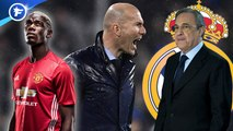 Zinedine Zidane s'entête pour Paul Pogba, le transfert de Rodrigo à l'Atlético de Madrid tourne à l'imbroglio