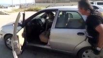 Van'da otomobilin bagajında 111 kilo 820 gram eroin bulundu