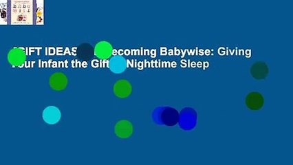 [GIFT IDEAS] On Becoming Babywise: Giving Your Infant the Gift of Nighttime Sleep