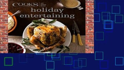 All-Time Best Holiday Entertaining  Review