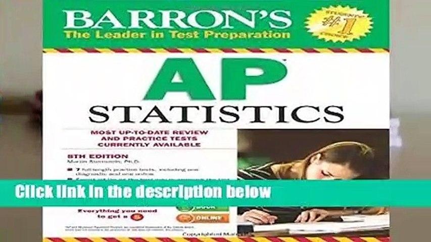 About For Books  Ap Statistics (Barron s Ap Statistics)  Best Sellers Rank : #4