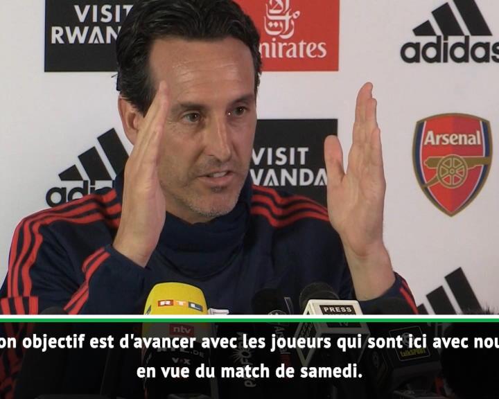 Arsenal - Un départ d'Özil ? Emery refuse d'y penser