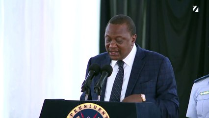Uhuru picks up Jamaican accent from his Carribean tour