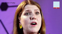 Jo Swinson calls for Ken Clarke or Harriet Harman to be caretaker PM