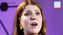 Jo Swinson calls for Ken Clarke or Harriet Harman to be caretaker PM