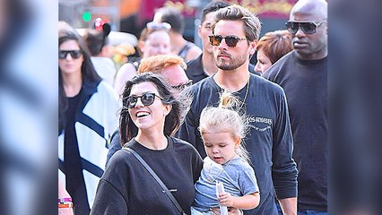 Kourtney K's Sad She Wasn't With Matured Scott Disick While They Were A Couple